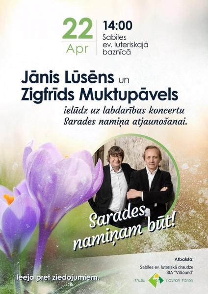 Sabile_Sarades namins_Janis Lusens_Zigfrids Muktupavels_2019_22 aprilis