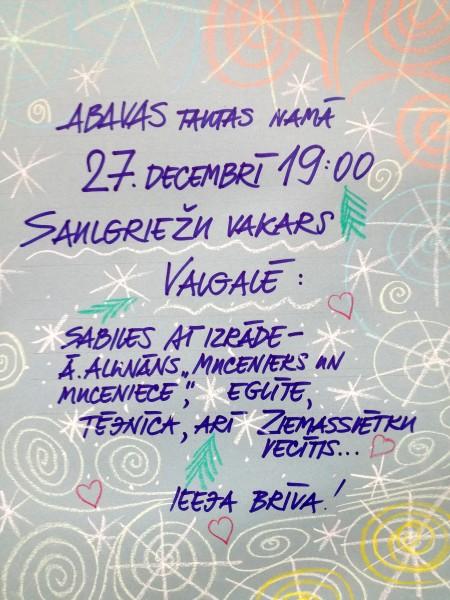 Sabile_Saulgriešu vakara_2018