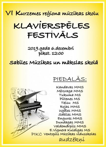 Sabiles Muzikas un makslas skola_Klavieru_festivals_2019_6 decembris