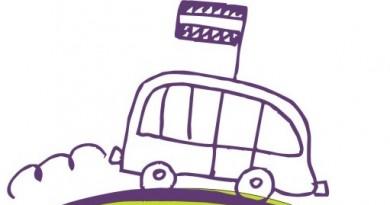 Apceļo novadu ar Dziedošo autobusu!