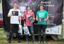 BMX freestyle dirt sacensībās Sabilē uzvar ventspilnieks Ernests Zēbolds