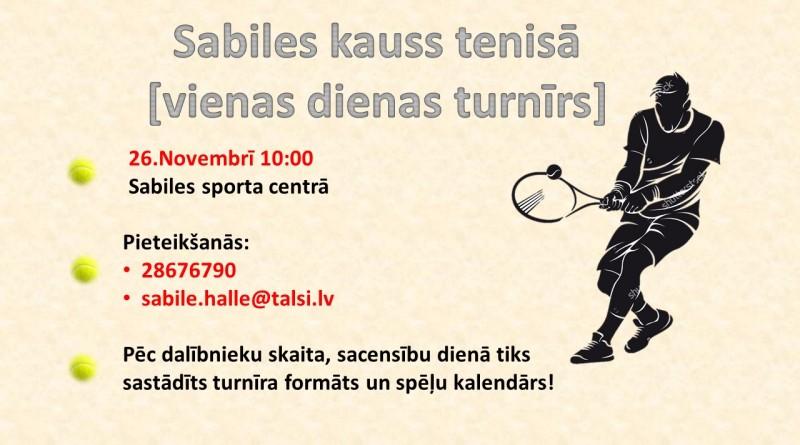 sabiles-kaus