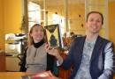 Tikšanās ar jauno rakstnieku Tomu Kreicbergu