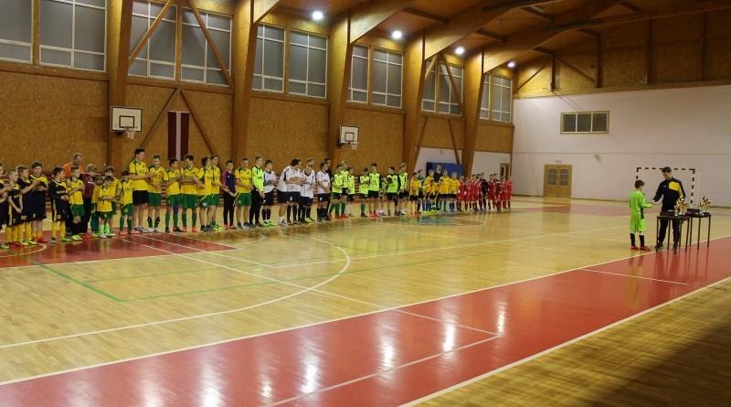 Sabiles kauss telpu futbolā jauniešiem (1)