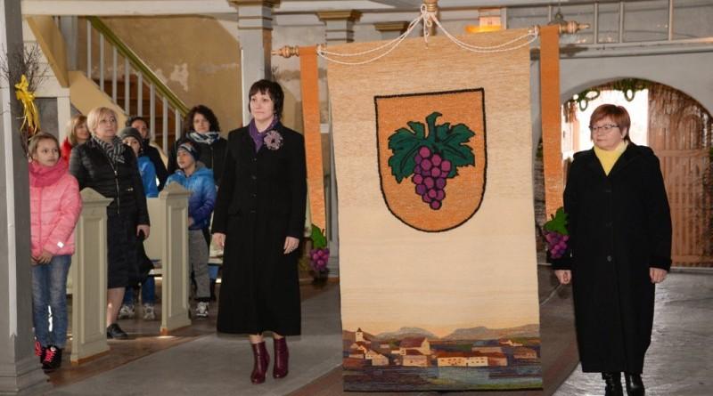 Sabiles karoga iesvetisana (2)