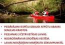 Laivu noma Sabiles sporta centrā