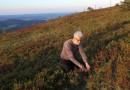 Ojārs Feldbergs apguvis Feldberga kalna virsotni Vācijā