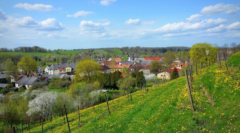 Sabiles Vina kalns pavasari