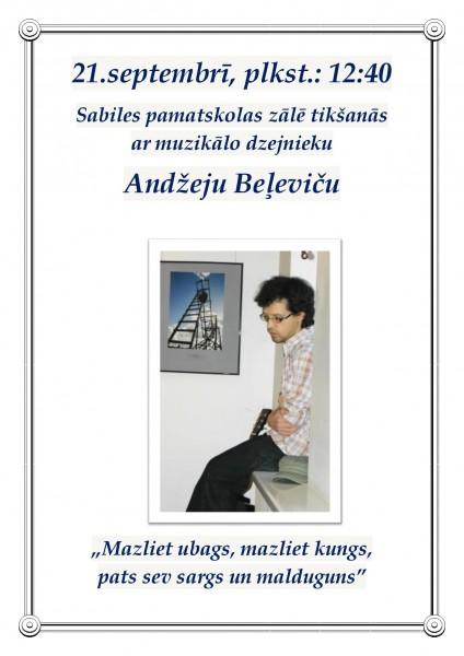 Andzejs Belevics