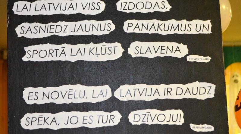 Bernu velejumi Latvijai (3)