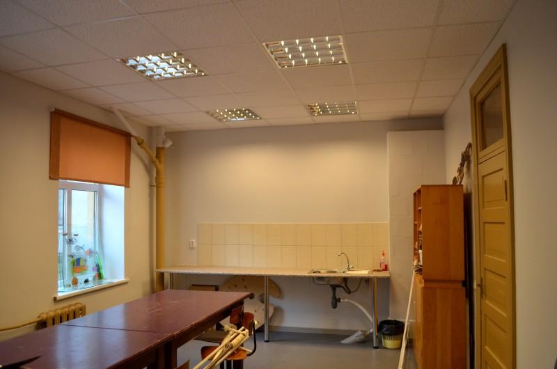 Sabiles Muzikas un makslas skolas izremonteta telpa (1)