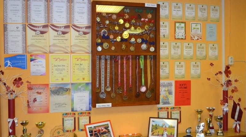 Sabiles bernu biblioteka - sportistu sasniegumi (1)