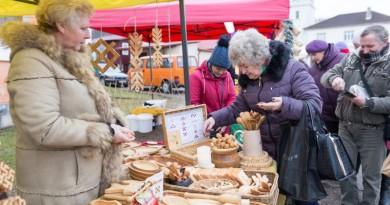 4. Karstvīna svētku tirgus Sabilē 9. decembrī