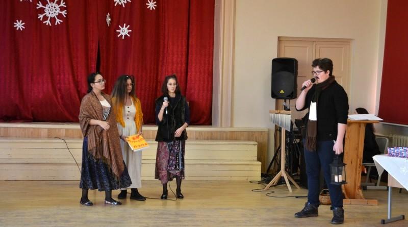 Ziemassvētki Sabiles pamatskolā (3)