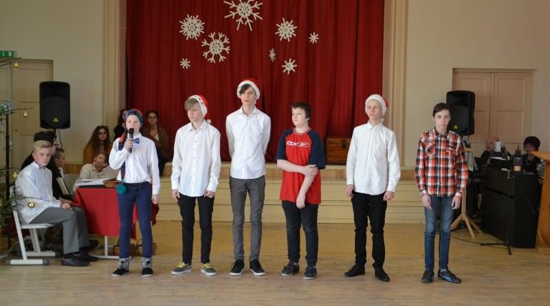 Ziemassvētki Sabiles pamatskolā (31)