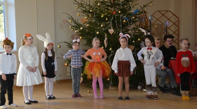 Ziemassvētki Sabiles pamatskolā (36)