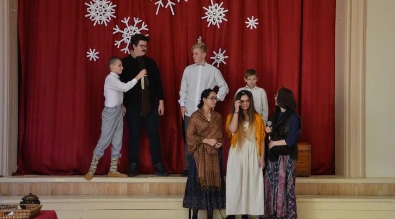 Ziemassvētki Sabiles pamatskolā (45)