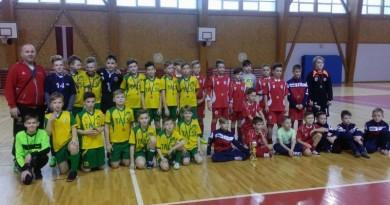 Sabiles kauss telpu futbolā bērniem un jauniešiem
