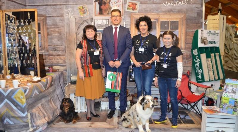 Sabile un Talsi tūrisma izstādē Balttour 2018 (4)