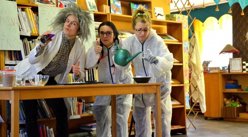 Eksperimentu diena Sabiles bernu bibliotekaa (1)