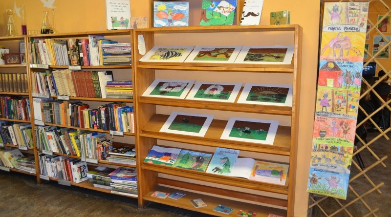 Izstade Sabiles bernu biblioteka (1)