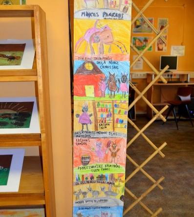 Izstade Sabiles bernu biblioteka (6)