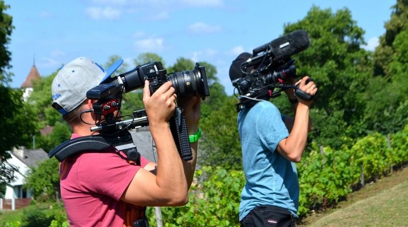 LNT televīzija Sabiles Vīna kalnā (5)