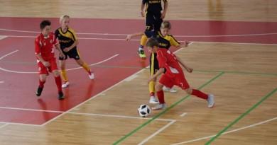 Sabiles kauss telpu futbolā U9 un U13