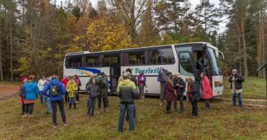 Autobuss uz Abavas tautas namu 17. novembrī plkst. 17.00