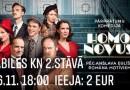 """Filma """"Homo Novus"""" 16. novembrī Sabiles kultūras namā"""