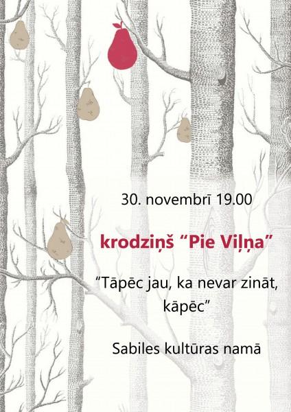 Krodziņš pie Viļņa_30 novembrī