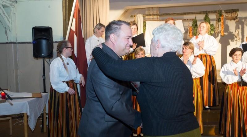 Latvijas valsts simtgades svinības Abavas tautas namā 2018. gada 17. novembrī (22)