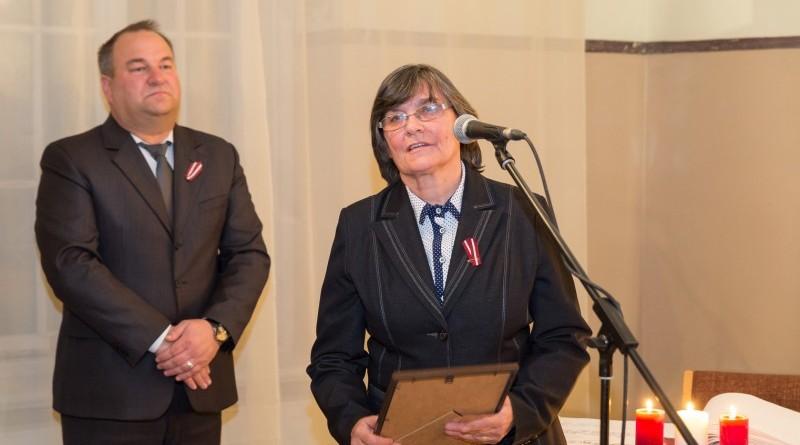 Latvijas valsts simtgades svinības Abavas tautas namā 2018. gada 17. novembrī (26)