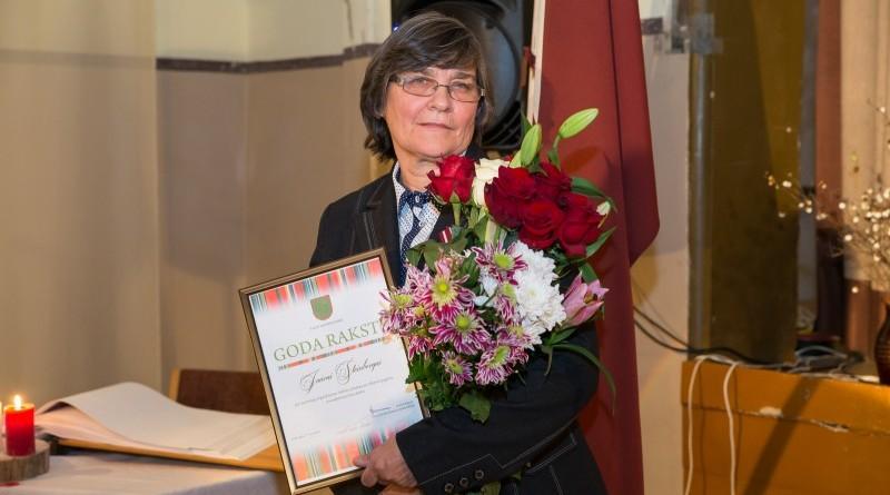 Latvijas valsts simtgades svinības Abavas tautas namā 2018. gada 17. novembrī (27)