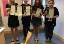 """Sabiles Mūzikas un mākslas skolas komandai 1. vieta konkursā """"Gudrs, vēl gudrāks"""""""