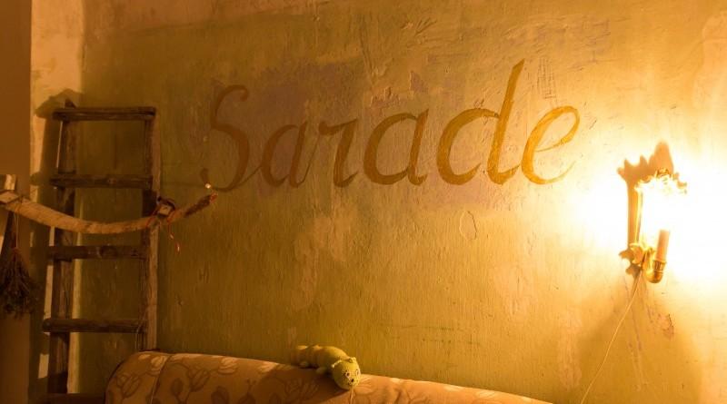 Sarades namiņa veidotājas iepazīstina ar Sabilē decembrī plānoto Dāvantirgu ar rozīnīti (41)