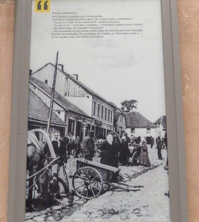Senas fotogrāfijas Sabilē uz Rīgas ielas (1)