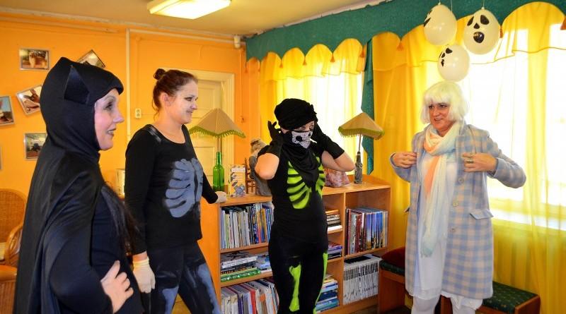 Spoku stāsti Sabiles bērnu bibliotēkā (8)