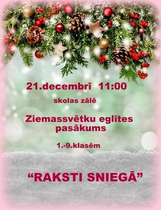 Sabiles pamatskola_Ziemassvētku pasākums_2019_2