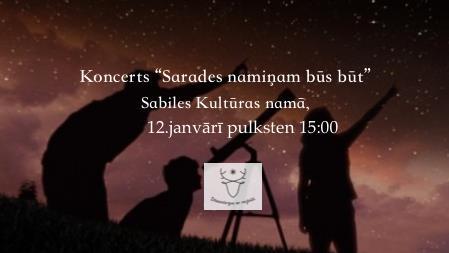Koncerts Sarades namiņa atjaunošanai_2019_janvāris
