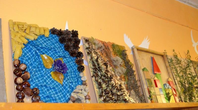 Sabiles bērnu bibliotēka_Izstāde_100 radošu domu Latvijai (5)