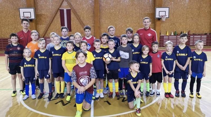 Sabiles sporta centrs_Sabiles kauss telpu futbolā_2019_janvāris