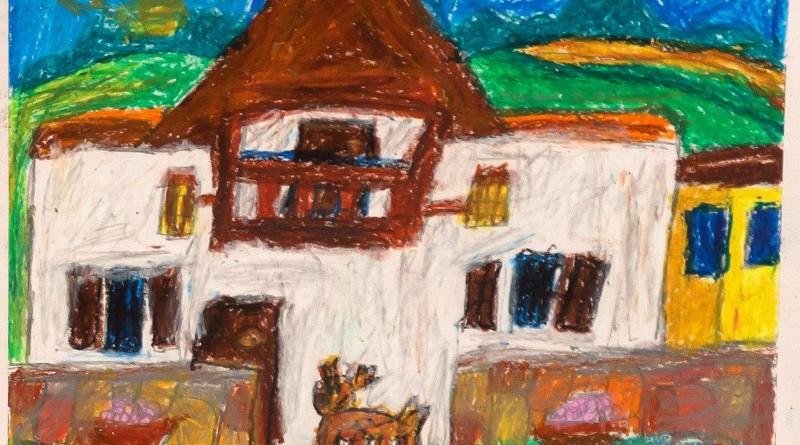 Sabiles Mūzikas un mākslas skola_Izstāde Sabile gleznā_autoriem līdz 10 gadiem (10)