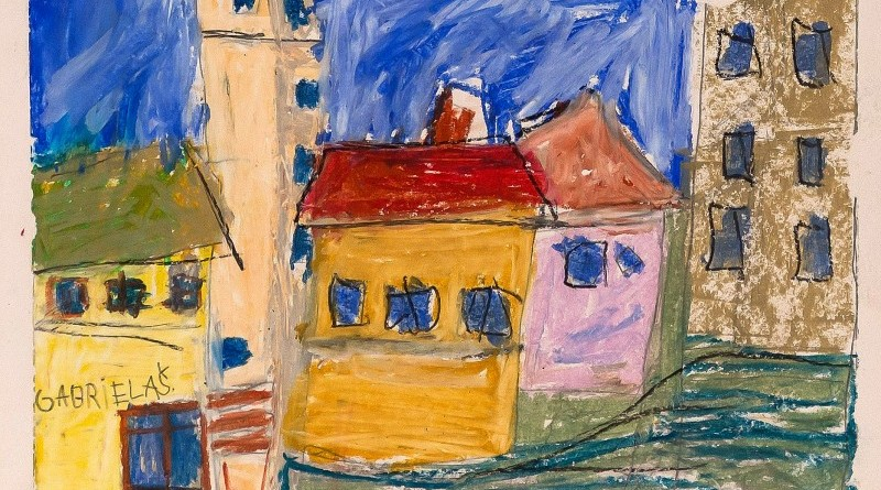 Sabiles Mūzikas un mākslas skola_Izstāde Sabile gleznā_autoriem līdz 10 gadiem (5)