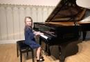 Sabiles Mūzikas un mākslas skolas audzēkne Enija Riņķe piedalījās festivālā Kuldīgā