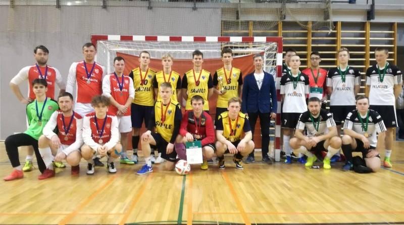 Sabiles sportisti_Talsu novada pašvaldību sporta spēles_2019