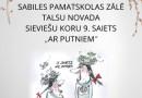 """Sabilē 23. martā notiks Talsu novada sieviešu koru 9. saiets """"Ar putniem"""""""