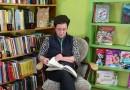 Sabilniece Iveta Sēruma šonedēļ (no 15. aprīļa) stāsta pasakas televīzijā