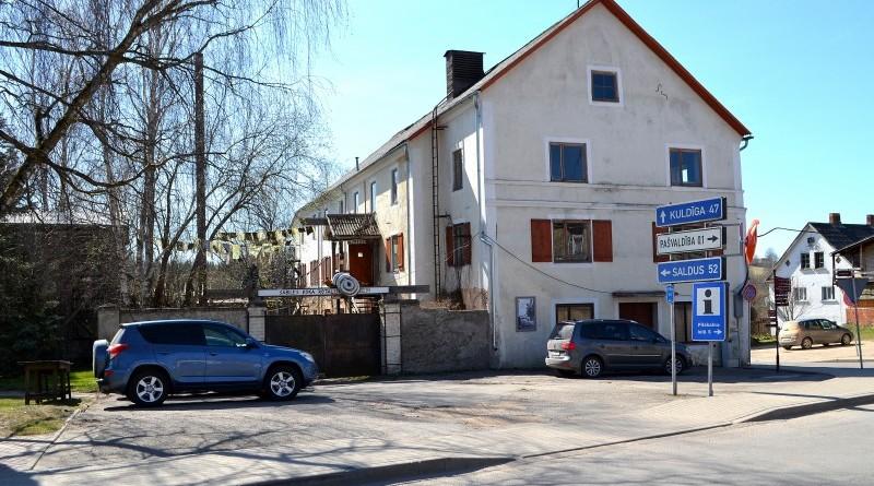 Sabile_Rīgas iela_Tirgus vieta_2019
