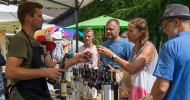 Sākusies amatnieku un tirgotāju pieteikšanās tirdzniecībai 2019. gada Sabiles Vīna svētkiem